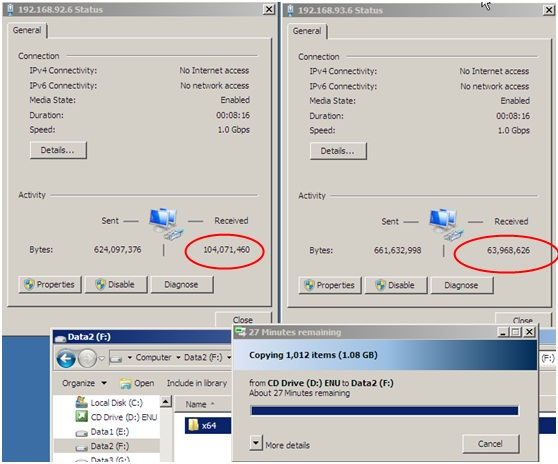 Implementing Microsoft iSCSI Initiator Policies & Multi Pathing